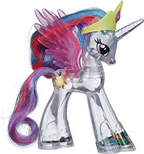 My Little Pony Rainbow Shimmer Princess Celestia Pony Figure (Discontinued by manufacturer)