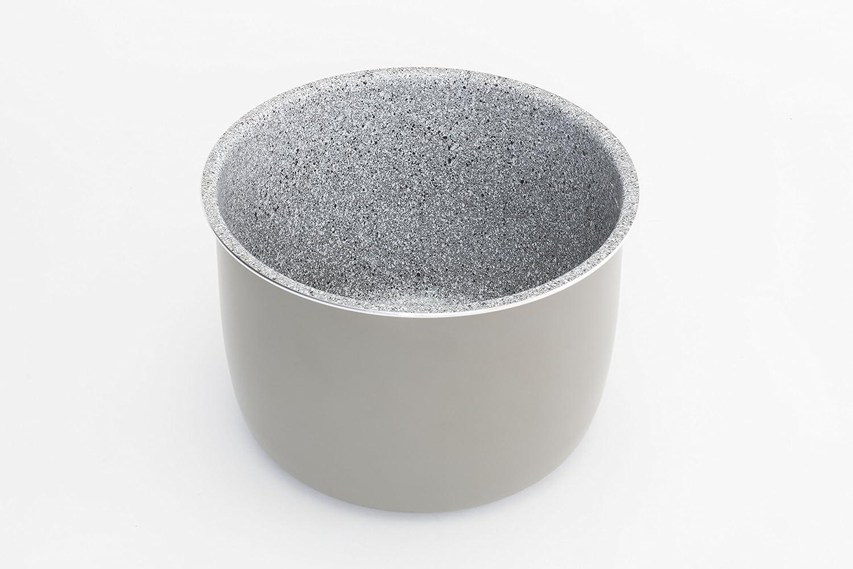 Cubeta cerámica con Antiadherente tricapa Excélsior. Apta para ollas programables GM de 6 litros
