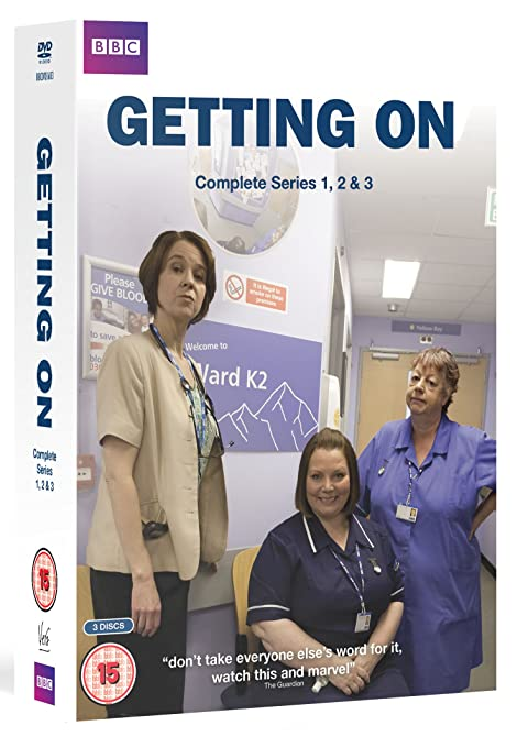 Getting On - Series 1-3 Boxset [DVD]: Amazon.co.uk: Jo Brand ...