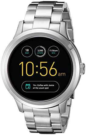 fossil connected watch