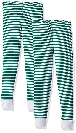 AquaGuard Girls Big Baby Rib Pajama Pant