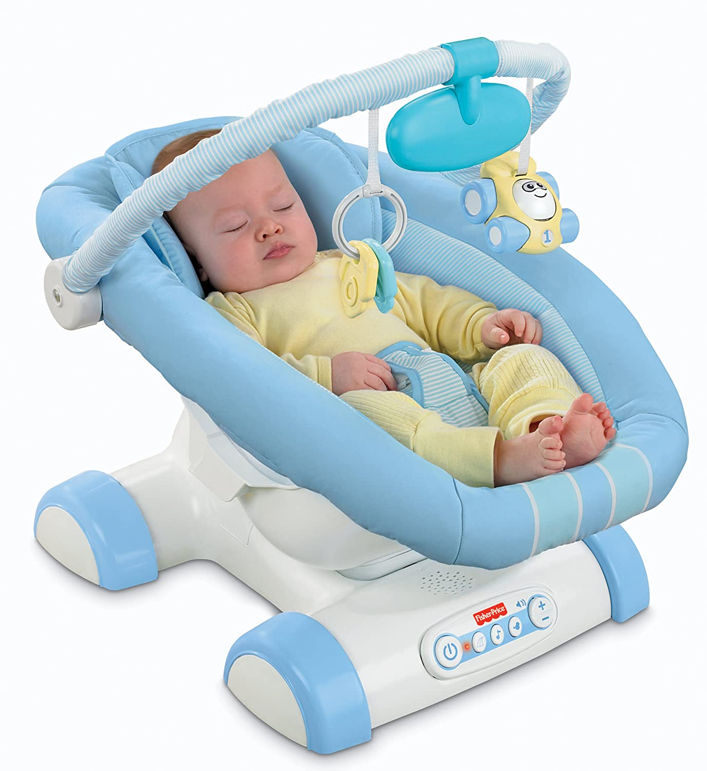 Amazon.com  Fisher-Price Cruisinu0027 Motion Soother (Discontinued by Manufacturer)  Infant Bouncers And Rockers  Baby  sc 1 st  Amazon.com & Amazon.com : Fisher-Price Cruisinu0027 Motion Soother (Discontinued by ...