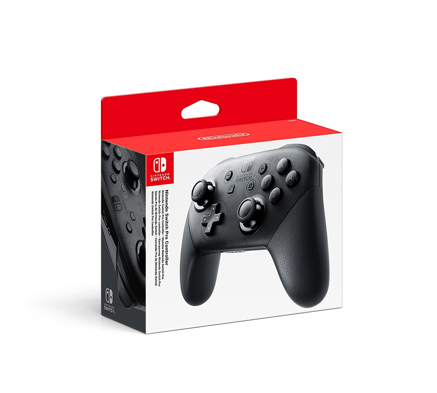 Nintendo Switch   Mando Pro Controller, Con Cable Usb by Nintendo