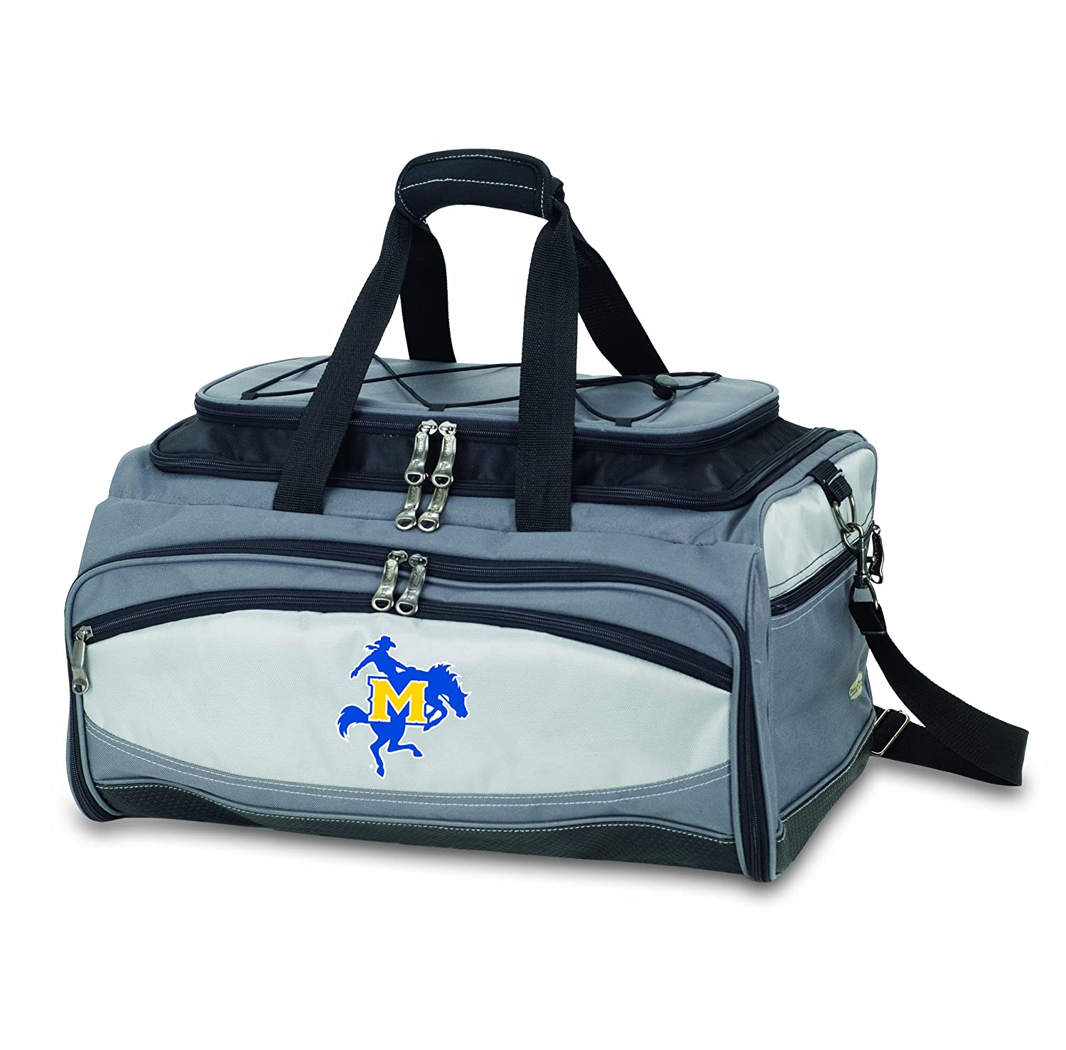 NCAA Mcneese State Cowboys Buccaneer Tailgating Cooler withグリル B004OHVBN0