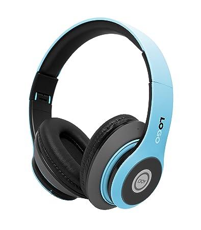 b43338ea6de Amazon.com: iJoy Matte Rechargeable Wireless Bluetooth Foldable Over Ear  Headphones with Mic, Avatar: Electronics