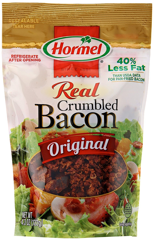 Hormel Premium Crumbled Bacon, 4.3 oz