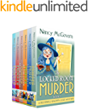 The Bluebell Knopps Witch Cozy Mystery Box Set: Bluebell Knopps Paranormal Witch Cozy Mysteries, Books 1-6