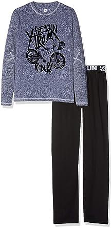 0972d998410ab MZ, Ensemble de Pyjama Garçon: Amazon.fr: Vêtements et accessoires