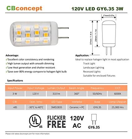 cbconcept ul listed, jcd 120 volt gy6 35 led light bulb, 2 pack, 3 Diagram of a Stopwatch cbconcept ul listed, jcd 120 volt gy6 35 led light bulb, 2 pack, 3 watt, 330 lumen, pure white 6000k, 360� beam angle, 35w equivalent, g6 35 gy6 35