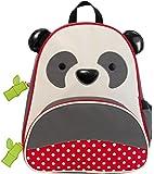Skip Hop Zoo Little Kid and Toddler Backpack, Pia Panda