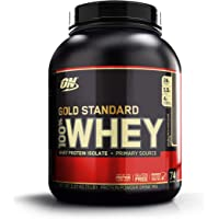 Optimum Nutrition Gold Standard 100% Whey Protein Powder, Double Rich Chocolate, 2.27 Kilograms