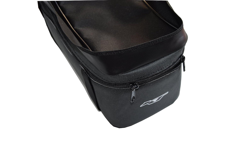 Coffre Arri/ère Arri/ère pour porte-bagages Id/éal pour VTT//Road//City Bike fabriqu/é en italie