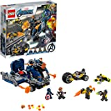 LEGO Super Heroes 76143 Avengers Truck Take-Down Building Kit (477 Pieces)