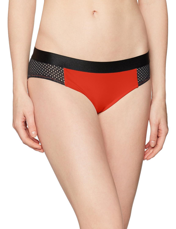 Calvin Klein Women's Mesh Hipster-lr Bikini Bottoms KW0KW00055