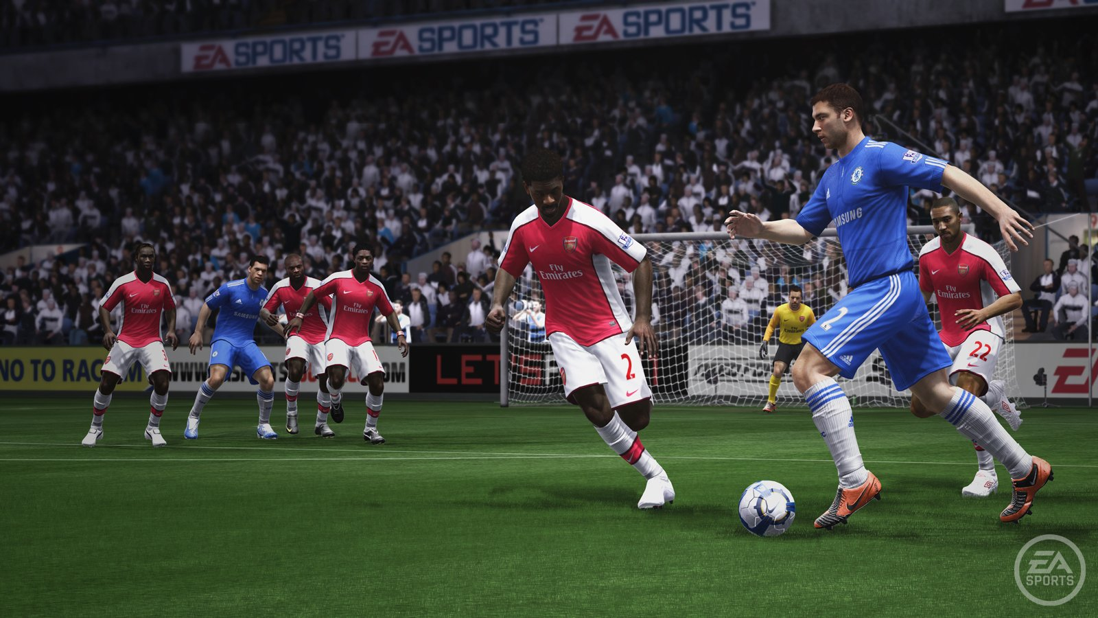 FIFA Soccer 11 - Playstation 3 by Electronic Arts (Image #6)