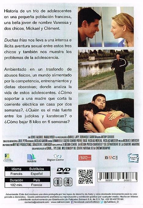 Amazon.com: DUCHAS FRIAS [COLD SHOWERS] [Ntsc/region 1 and 4 Dvd. Import - Latin America].: SALOME STEVENIN. JOHAN LIBEREAU: Movies & TV