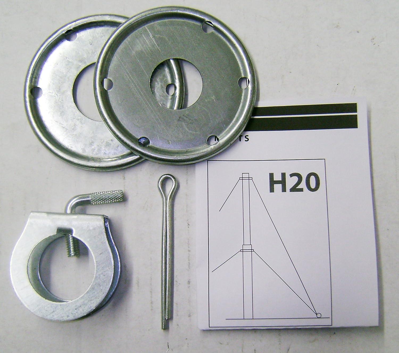 OEM Replacement Kit de Hardware para Rohn H20 mástil ...