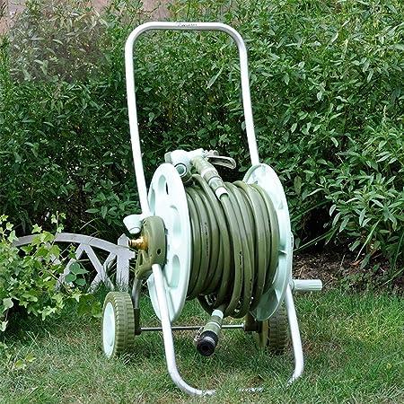 Carrito de agua para carrito de agua, manguera de jardín, riego, carrito de lavado de coche, camión, carrito de agua: Amazon.es: Hogar