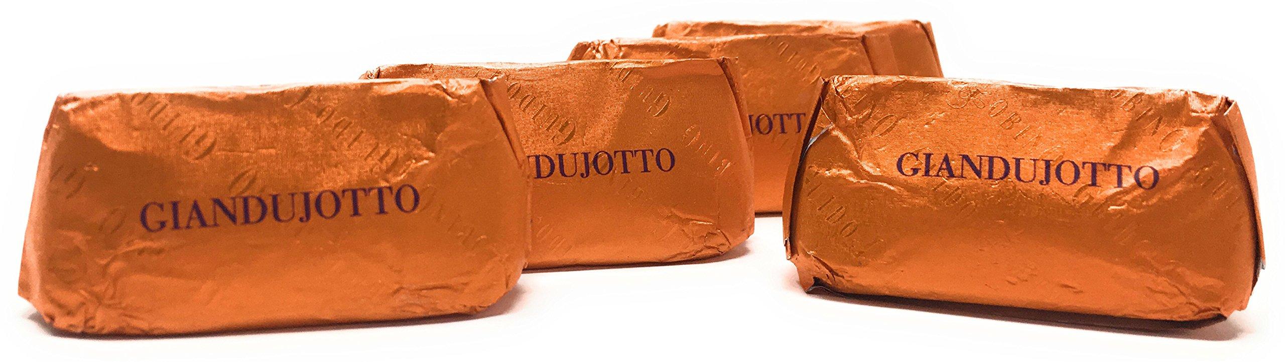 Guido Gobino Gianduiotto Chocolate from Italy, 25 pieces by Guido Gobino