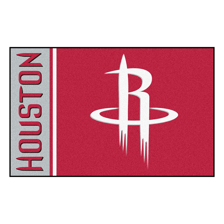 FANMATS 17912 NBA Houston Rockets Uniform Inspired Starter Rug