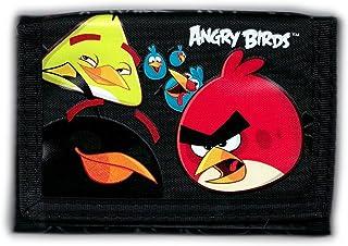 Portafoglio portafogli bambino ANGRY BIRDS