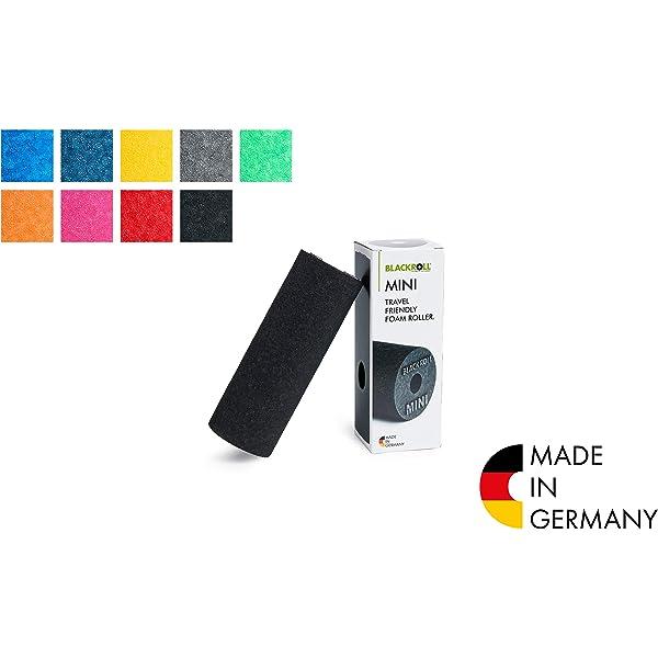 BLACKROLL® TWIN Faszienrolle schwarz A002257 Made in Germany!