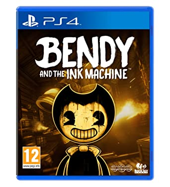 Bendy and the Ink Machine (PS4...