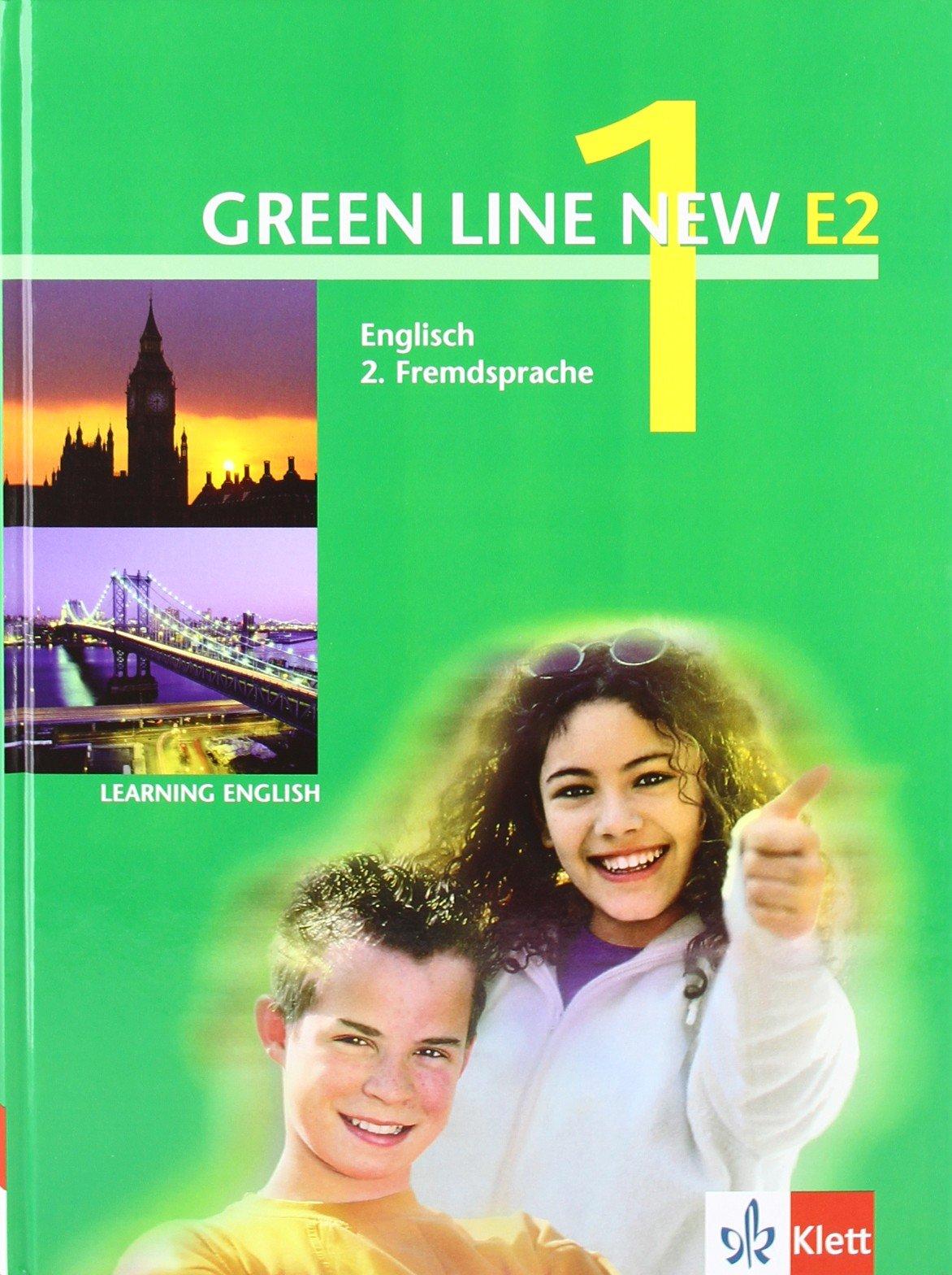 Green Line NEW E2: Schülerbuch Band 1: 5. oder 6. Schuljahr