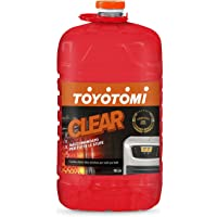 Toyotomi 1 Bidón isoparafina Clear 10 litros, rojo