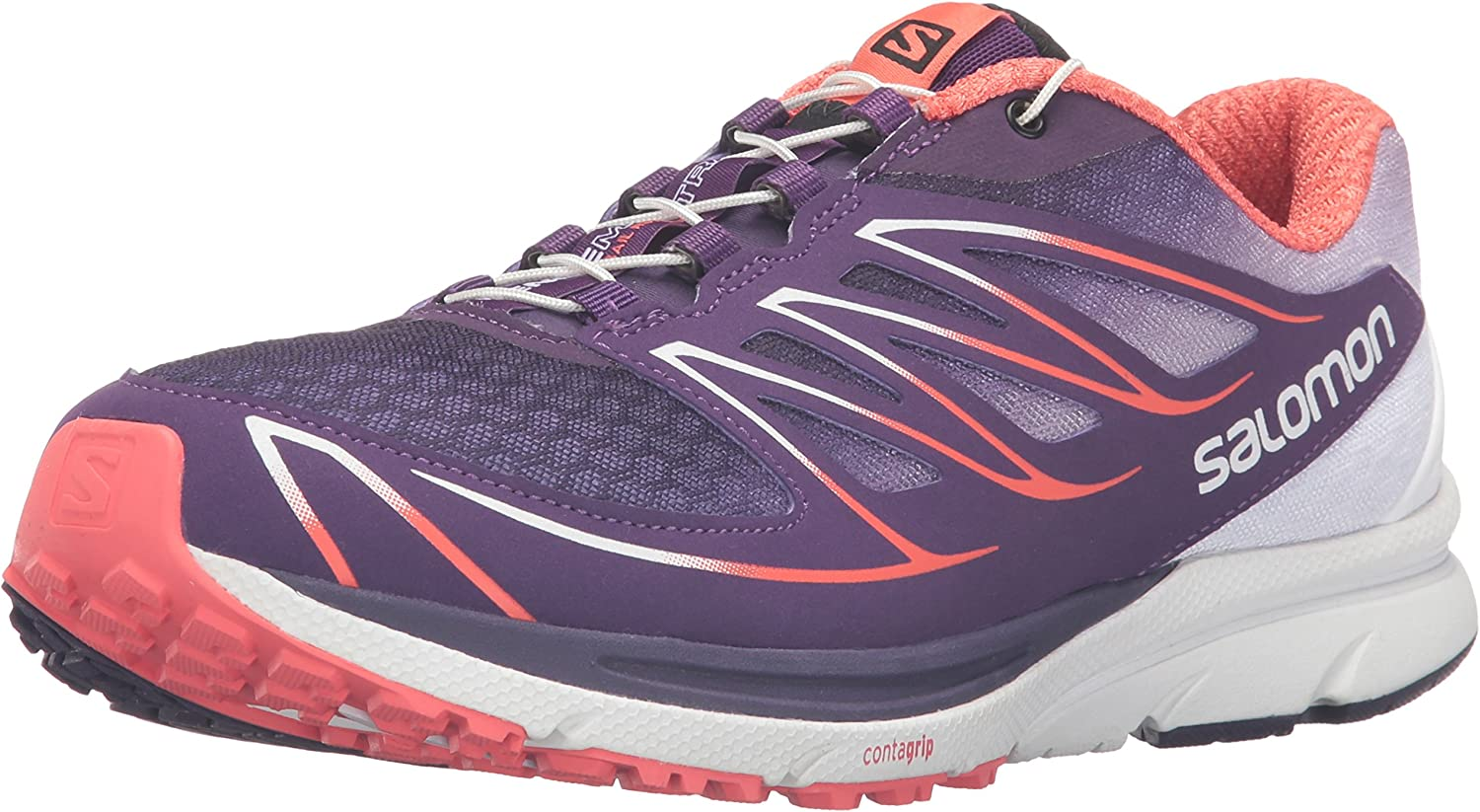 Salomon Women s Sense Mantra 3 W Trail Running Shoe