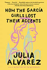 How the Garcia Girls Lost Their Accents Kindle Edition