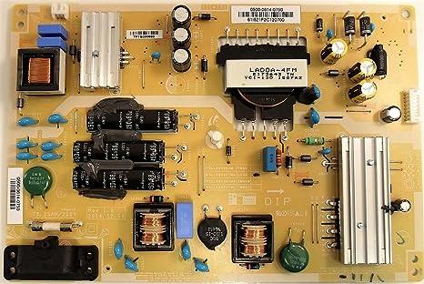 Sharp 0500 – 0614 – 0750 fuente de alimentación para lc-40le653u: Amazon.es: Electrónica