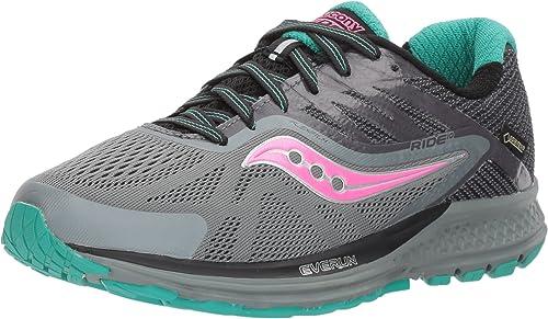 Saucony Women's Ride 10 GTX Running Shoe