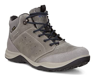 low price better price purchase newest ECCO ESPINHO Outdoor Mid/High- Grey: Amazon.ca: Shoes & Handbags