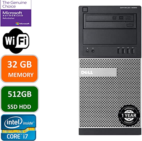 Dell Optiplex 9020 Mini Tower Desktop PC