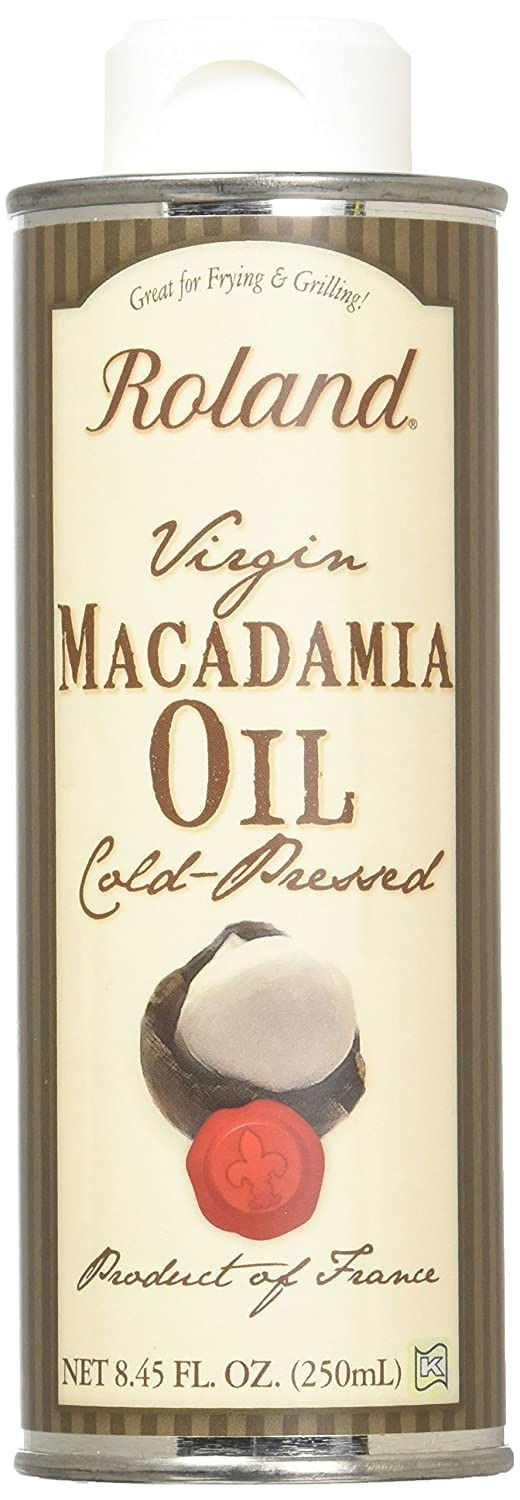 Roland Virgin Macadamia Oil Image