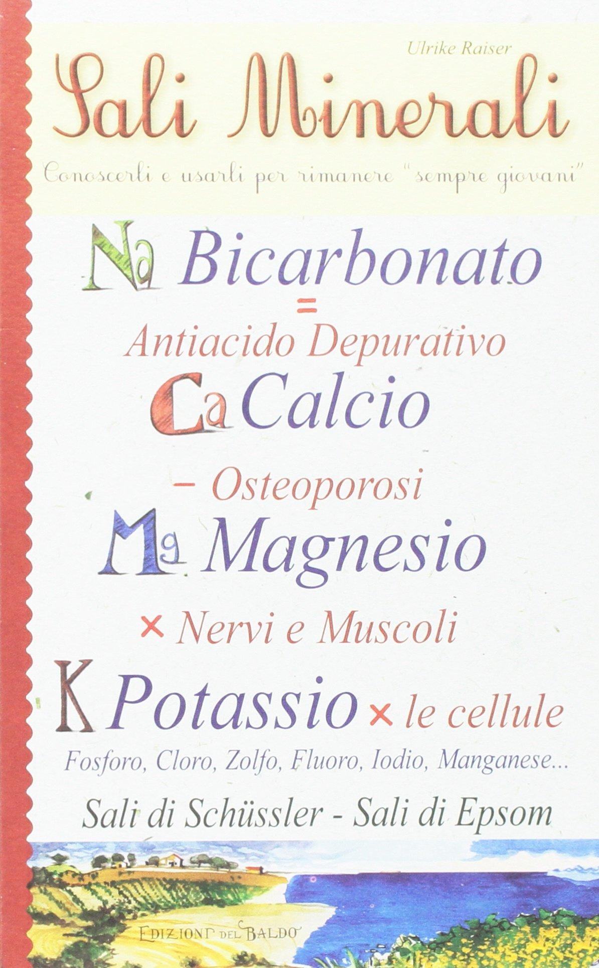 Sali minerali (Miracoli di natura): Amazon.es: Ulrike Raiser: Libros en idiomas extranjeros