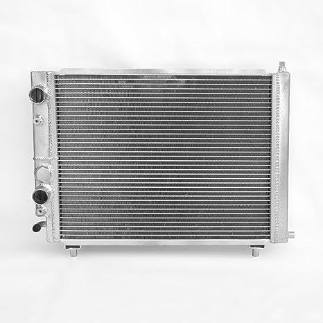 Supeedmotor Radiador para Lancia Delta HF Integrale 8 V/16 V/EVO 2.0 Turbo