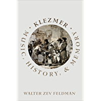 Klezmer: Music, History, and Memory book cover