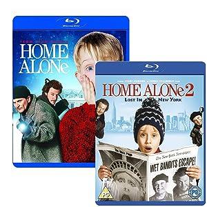 Home Alone I and II - 2 Movie Bundling Blu-ray