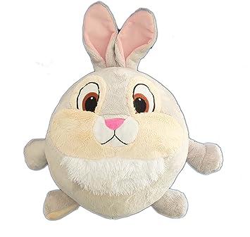 Peluche ballon boule ronde PAN PAN Panpan Disney Nicotoy 26 cm ...