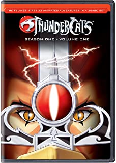 Thundercats: Series 1 Volume 1 (6 Disc Box Set) [DVD ...