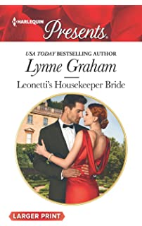 Leonettis Housekeeper Bride (Harlequin Presents)