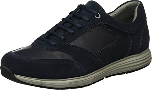 Geox Herren Uomo Dynamic D Sneakers