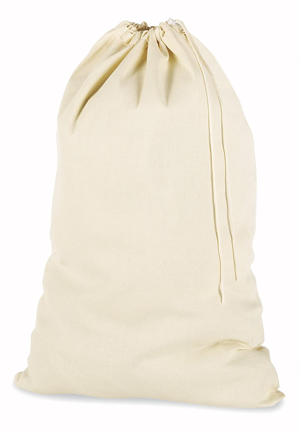 Amazon.com: Whitmor Natural Cotton Laundry Bag: Home & Kitchen
