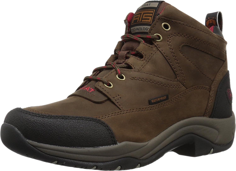 Ariat Women's Female Terrain H2O Hiking Boot 0, Copper, 9