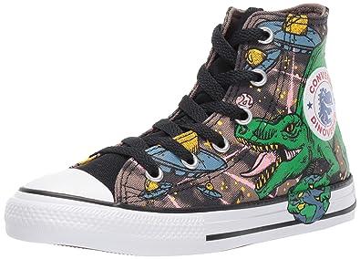 Converse Kids' Chuck Taylor All Star Interstellar Dino's Sneaker
