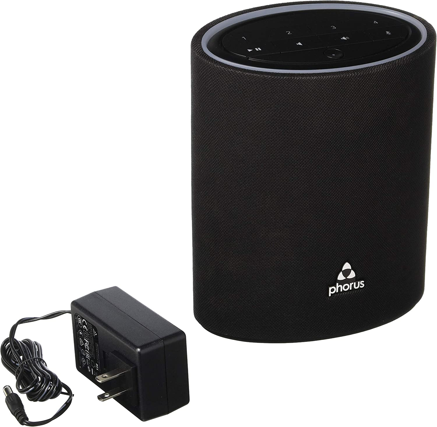 Phorus PS10 Speaker with Alexa and Play-Fi Wireless Streaming 81fRUgoMW4L