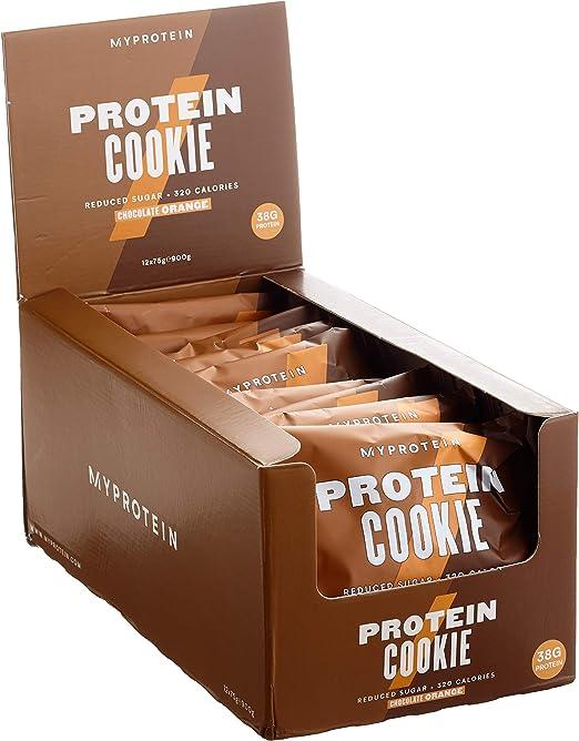 Myprotein Protein Cookie (12x75g) 12 Unidades 900 g