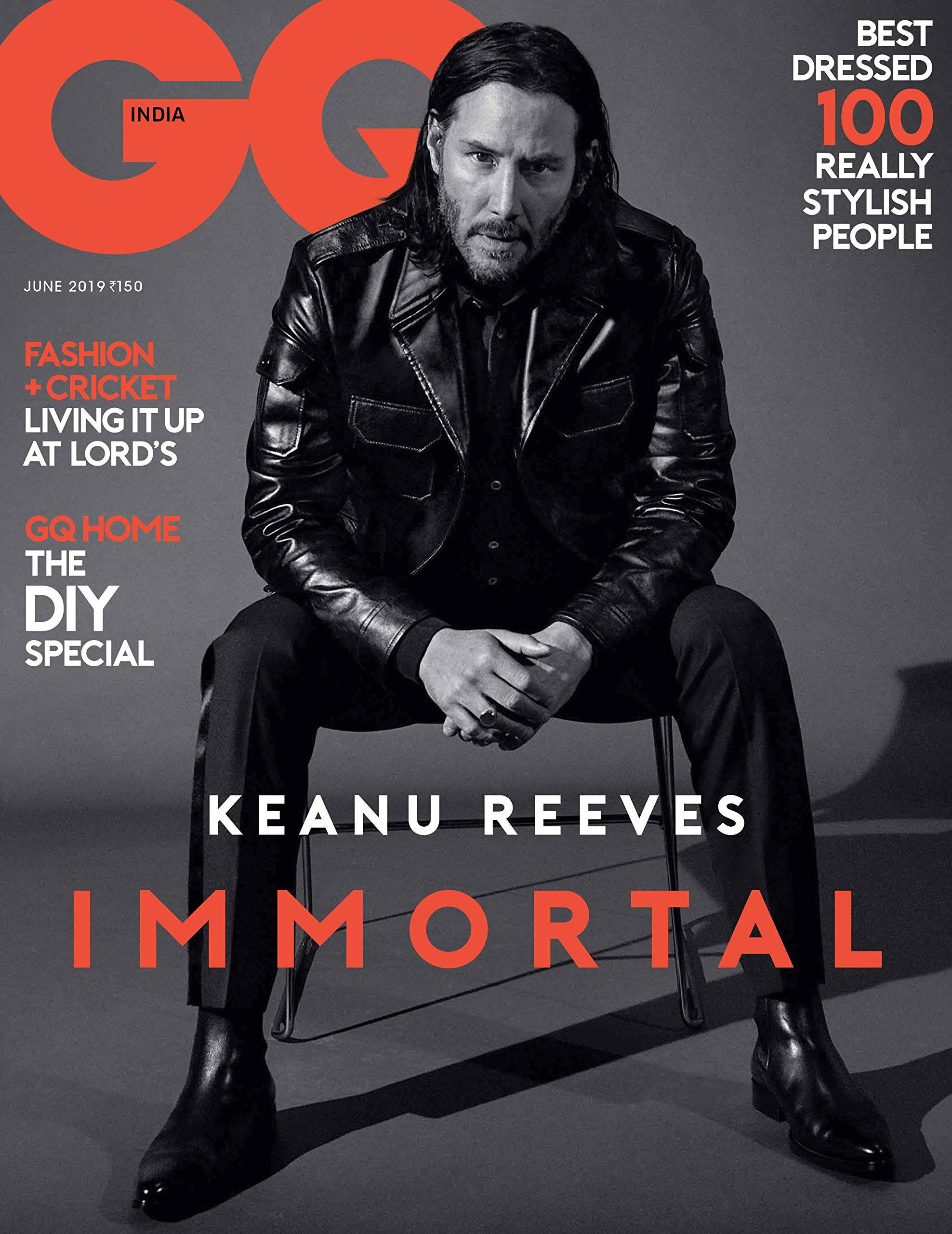 8b9dcef8d0 Buy GQ India - June, 2019 Book Online at Low Prices in India | GQ ...